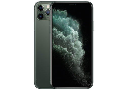 iPhone 11 Pro Max 512GB (Rp 25 jutaan)