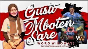 Download MP3 Lagu Dari Woro Widowati - Gusti Mboten Sare