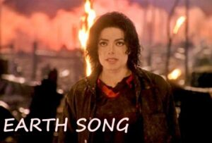 Michael Jackson- Earth song-official